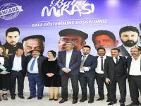''BABA MİRASI'' FİLMİNİN GALASI BEYPAZARI'NDA YAPILDI