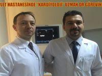 Beypazarı Devlet Hastanesinde Kardiyoloji Uzman Doktoru Görevine Başlamıştır