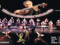 Türk Dünyası Müzik Topluluğu Beypazarı'nda