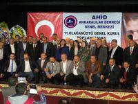 AHİD Yeni Genel Başkanını Seçti