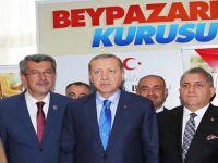 5. Türk Patent Ödülleri Töreni Coğrafi İşaret Sergisinde İç Anadolu Bölgesini Beypazarı Temsil Etti.