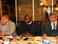 Senegalli Bakan, Beypazarı'nı Ziyaret Etti