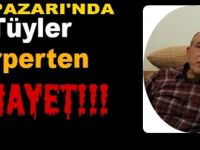 BEYPAZAR'NDA TÜYLER ÜRPERTEN KORKUNÇ CİNAYET...!