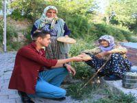 """Beypazarı Belediyesi ihtiyaç sahibi ailelere, """" Ramazan'da sıcak yemek """" ulaştırmaya devam ediyor"""
