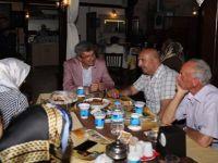BEYPAZAR'INDA ŞEHİT VE GAZİ YAKINLARI UNUTULMADI