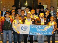 Agd Beypazarı Temsilciliği Camii'ler Haftası Dolayısıyla Gezi Düzenledi