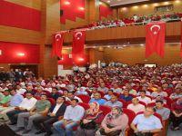 BEYPAZARI BELEDİYE BAŞKANI TUNCER  KAPLAN, BELEDİYE PERSONELİ İLE BAYRAMLAŞTI..