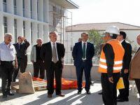 """Ankara Üniversitesi Beypazarı Meslek Yüksekokulu'nda, """"Toplam Kalite Yönetimi ve Beyaz Et Sektöründeki Uygulamalar"""" konulu seminer Düzenlendi"""