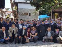 Bursa Büyükşehir'den Kırsal Turizm Projesi'nde Yer Almak İsteyen Vatandaşları Beypazarı'na Getirdi