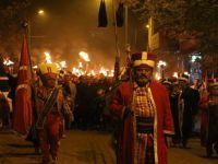 Beypazarı'nda 29 Ekim Cumhuriyet Bayramı Çoşkuyla Kutlandı