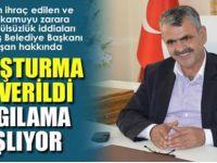 Ayaş Belediye Başkanı Bülent Taşan  Hakkında Soruşturma İzni Verildi