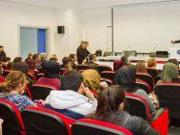 Beypazarı Belediye Başkanı Tuncer Kaplan B.M.Y. O  Söyleşiye Katıldı