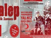 Ak Parti Beypazarı İlçe Kadın Kolları Halep Yardım Kampanyası Düzenledi