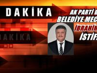 AK PARTİ BEYPAZARI BELEDİYE MECLİS ÜYESİ İBRAHİM KILAVUZ İSTİFA ETTİ...