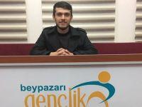 AK Parti Beypazarı İlçe Gençlik Kolları Başkanı Samet TAŞCIOĞLU'nun Basın Açıklaması