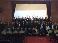 AK Parti Beypazarı İlçe Gençlik Kolları Başkanlığı 1. Danışma Meclis Toplantısını Yaptı
