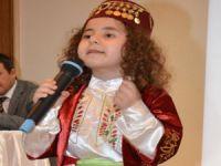 Beypazarı'ndaki Anaokulu Öğrencileri İstiklal Marşı'nı Güzel Okumak İçin Yarıştı.
