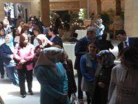 Ankara Üst Düzey Protokolünün Eşleri Beypazarı'nı Gezdi