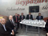 Beypazarı Ticaret Odası 29 Ekim Cumhuriyet Bayramı Kutlama Etkinliklerinde…