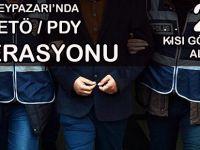 BEYPAZARI'NDA FETÖ/PDY OPERASYONU 2 KİŞİ GÖZALTINA ALINDI