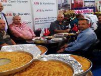 Beypazarı Ticaret Odası 8.Yöresel Ürünler Fuarı ''YÖREX-Antalya''Katıldı