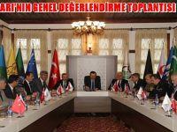 BEYPAZARI'NIN GENEL DEĞERLENDİRME TOPLANTISI YAPILDI