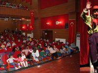 BEYPAZARILI MİNİKLER TİYATRO'DA BULUŞTU