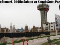 Beypazarı Otopark, Düğün Salonu ve Kapalı Semt Pazarı Projesi