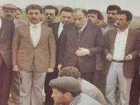 Türk Dünyasının Bilge LİDERİ Başbuğ Alparslan TÜRKEŞ'İ. Vefatının 21.Yılında Rahmet ve Saygıyla Anıyoruz