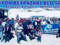 ŞAMPİYON BEYPAZARI BLD SPOR !!!! Beypazarı Bld Spor 3 - Nallıhan Spor 0