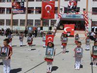 23 Nisan Ulusal Egemenlik ve Çocuk Bayramı Beypazarı'nda Çoşkuyla Kutlandı