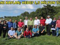 BEYPAZARI BELEDİYE BAŞKANI TUNCER KAPLAN; HEDEF 1,5 MİLYON TURİST