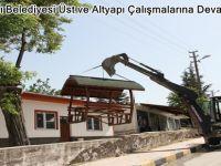 Beypazarı Belediyesi Üst ve Altyapı Çalışmalarına Devam Ediyor