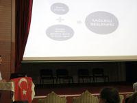 Beypazarı'nda Ramazan Ay'ında Sağlıklı Beslenme Semineri Gerçekleşti