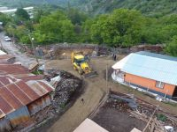 Beypazarı Belediyesi  Kilit Taşı Döşeme İşlemlerine Devam Ediyor
