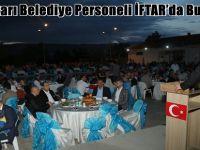 Beypazarı Belediye Personeli İFTAR'da Buluştu