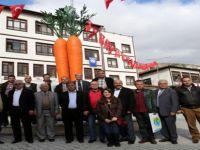 Antalya Akseki Belediye Başkanı İsmet Uysal ve Belediye Meclis üyeleri Beypazarı´nı gezdi
