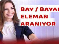 BAY-BAYAN ELEMANLAR ARANIYOR