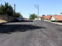 Beypazarı Belediyesi Üst Yapı Çalışmalarını  Sürdürüyor