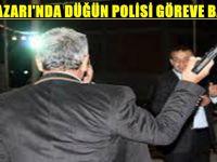 BEYPAZARI'NDA DÜĞÜN POLİSİ GÖREVE BAŞLADI