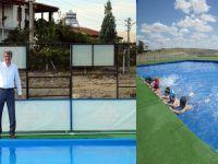 Beypazarı'nda Çocuklar Yüzüyor, Yüzler Gülüyor!