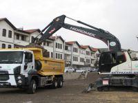 Beypazarı Belediyesi Yeni İş Yerleri İnşaatına Başladı
