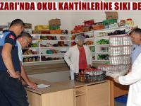 BEYPAZARI'NDA OKUL KANTİNLERİNE SIKI DENETİM