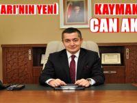 BEYPAZARI'NIN YENİ KAYMAKAMI CAN AKSOY