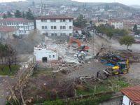 Beypazarı Belediyesi Yeni Belediye Hizmet Binası Çalışmalarına Başlanıldı