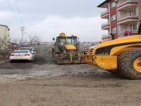 Beypazarı Belediyesi Üst Yapı Çalışmalarına Hız Verdi