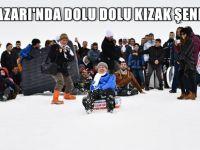 BEYPAZARI'NDA DOLU DOLU KIZAK ŞENLİĞİ