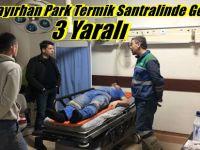 Çayırhan Park Termik Santralinde Göçük: 3 Yaralı