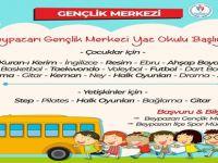 Beypazarı Gençlik Merkezi Yaz Okulu 01 Temmuz'da Başlıyor!!!