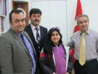 Çocuk Hakları Yarışmasında Sıla TURAN Ankara İlinde1´inci Türkiye genelinde 4´ üncü Oldu